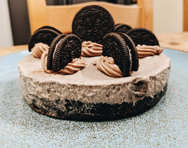 Dairy Free & Vegan Oreo Cheesecake Recipe